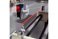 Presence detection at induction lines and transfer points