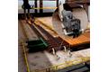 在后期生产物流中,输送系统上物料的正确校准
