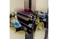 印刷机上的高精度同步定位
