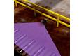 在后期生产物流中,外部区域输送系统上的钢锭监测