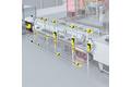 Safe series connection with convenient diagnostics