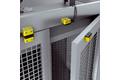 监控防护门和防护罩
