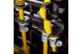 Liquid natural and petroleum gas consumption at valve train burners at EAF