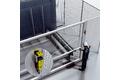 成品件存放装置的入口防护