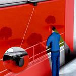 自动窗安全防护
