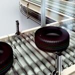 用于轮胎编码读取系统的焦点位置控制器