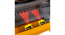 Safe Linear Positioning