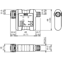 IOLP2ZZ-M3201 (SICK Memory Stick)