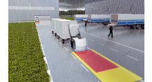 AGV Dynamic Weather Assist