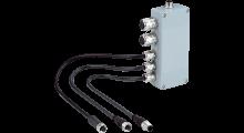 Compact connection module Bulkscan® LMS511