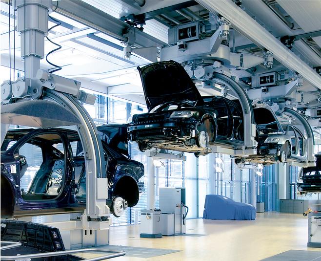 汽車與零部件供應商