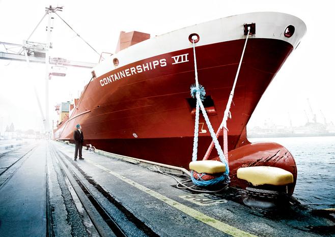 船舶制造、船廠和供應商