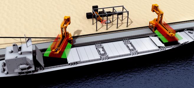 装船和卸船设备