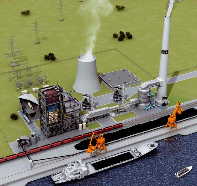 煤(褐煤和硬煤)
