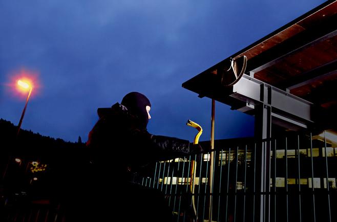 建筑安全系统