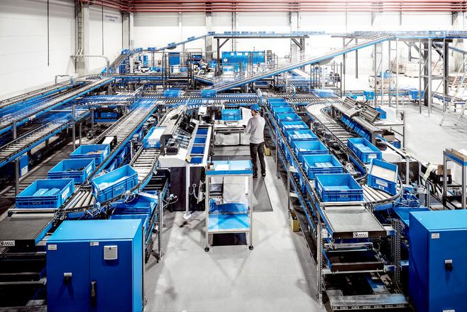 倉儲和輸送技術