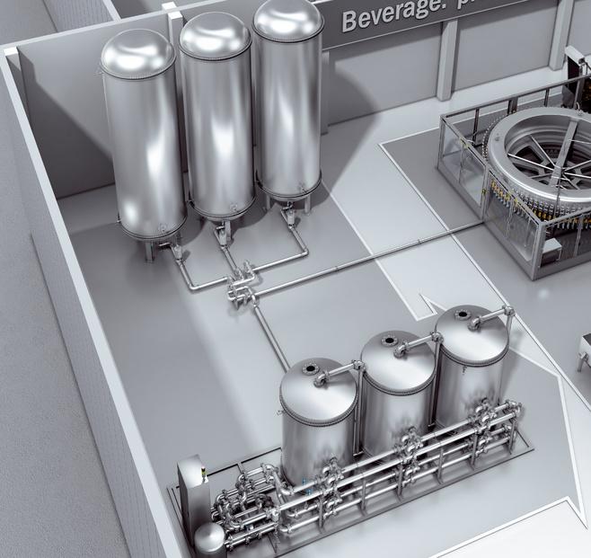 饮料工艺流程