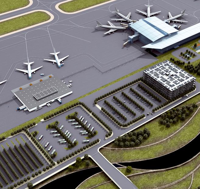 机场建筑安全和建筑管理