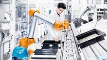 Working together as equals - sensor solutions for robotics