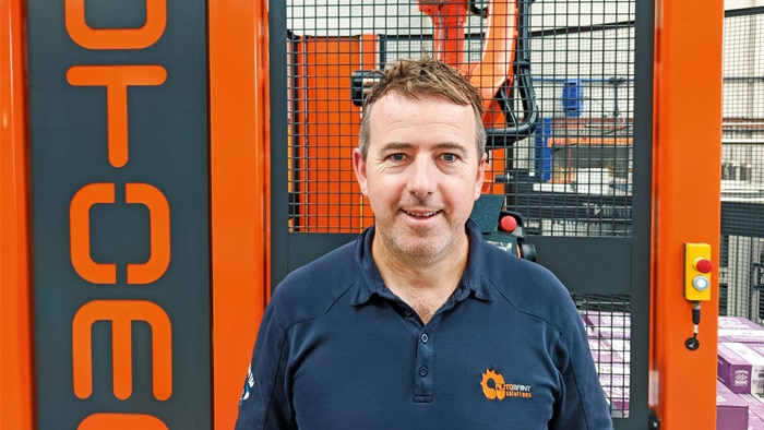 Barry Staff, Director of Automaint Solutions