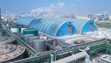 SICK reduces process costs for one of the world's largest fertilizer manufacturers