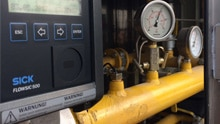 SOCAR Turkey: Reliable and safe operation of CNG stations thanks to FLOWSIC500