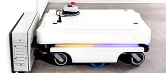 SICKinsight robot butler image