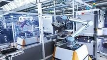 Cobots Claus 与 Clara:运用 SICK 安全解决方案的协作型机器人技术