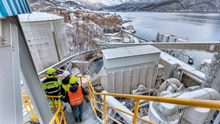 Norcem cement plant: Measuring dust at its best