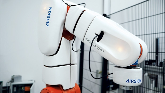 Collaboration between humans and robots in shared work areas is more in demand than ever.