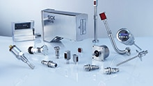 Hygienic Sensor Solutions: Stainless steel makes processes safer