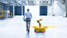 传感器掌控协作型机器人的未来