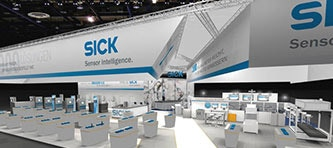 SICK tradefairs and events image