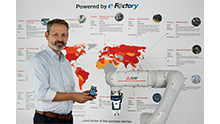 Integration with the help of competent partners: Mitsubishi Electric's  e-F@actory Alliance