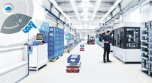 Production logistics get smart image
