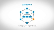 AssetHub – the digital twin is part of the family
