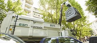 SICK Sensor Blog: Sensors control garbage disposal