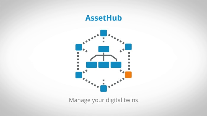 SICK AssetHub – Manage your digital twins