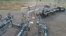 Mobile test bench: FLOWSIC600-XT Quatro enables field verification in high-volume gas installations