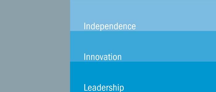 Independence Innovation Leadership