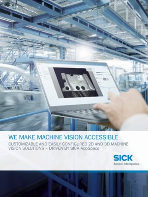 WE MAKE MACHINE VISION ACCESSIBLE
