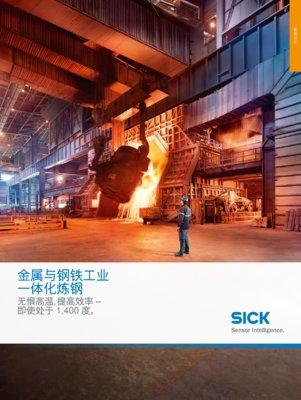 金屬與鋼鐵工業 一體化煉鋼