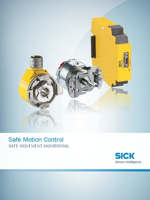 Safe Motion Control Save Movement Monitoring
