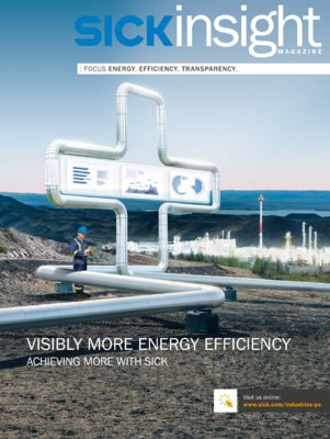 SICKinsight – Energy. Efficiency. Transparency.