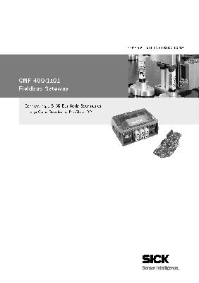 CMF400-1x01 Fieldbus Gateway