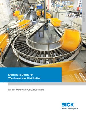 Efficient solutions for Warehouse and Distribution