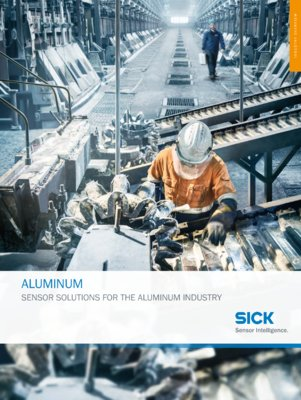 Metal and steel - sensor solutions for the aluminum industry
